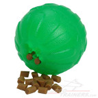 """Fish-me-out"" Treat Dispenser Dog Ball For Medium-size Dog Breeds"
