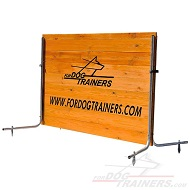 New High Quality Schutzhund wood jump - 1 meter - TE2000