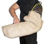 Intermediate Training Dog Sleeve Made of Natural Jute - 30% DISCOUNT